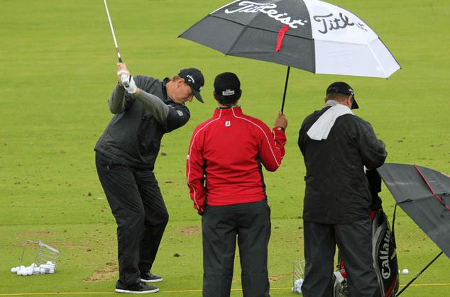 Nine Shots Golf