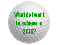 goal setting golf