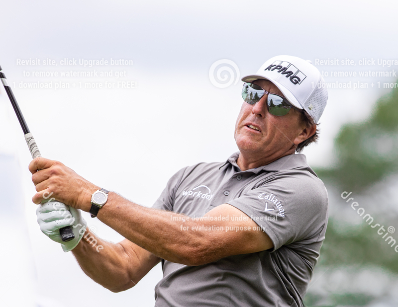 Phil Mickelson Mental Game