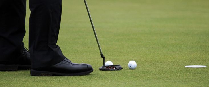 Narrow Your Focus For Better Putting