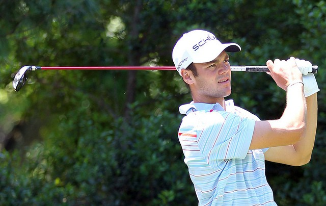 Martin Kaymer's Water-skimming Hole In One At Masters 2012 Practice Round – Video