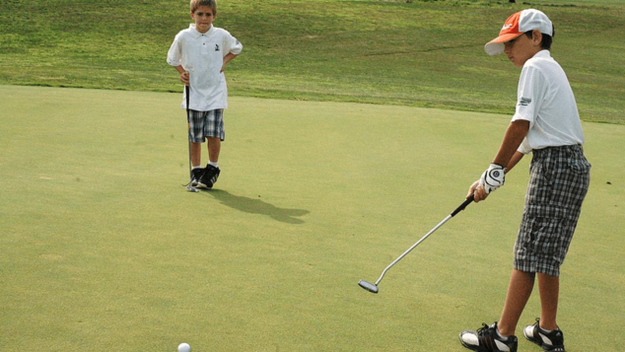 Mental Coaching For Junior Golfers