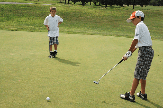Mental Coaching For Junior Golfers