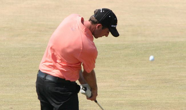 breathing in golf