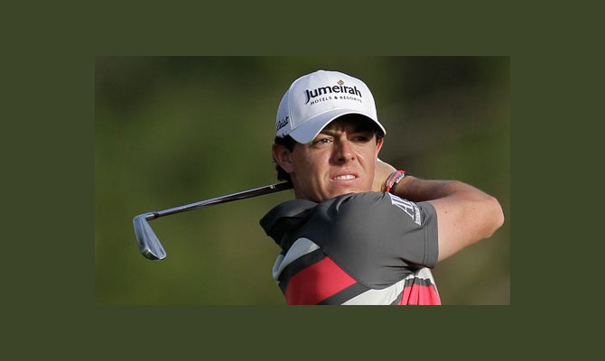 2012 A Great Year For Rory McIlroy
