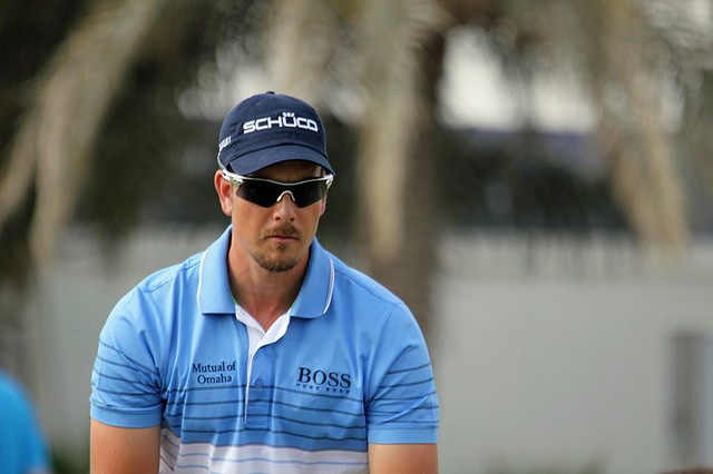"Henrik Stenson Loses ""His Head"" (again)"