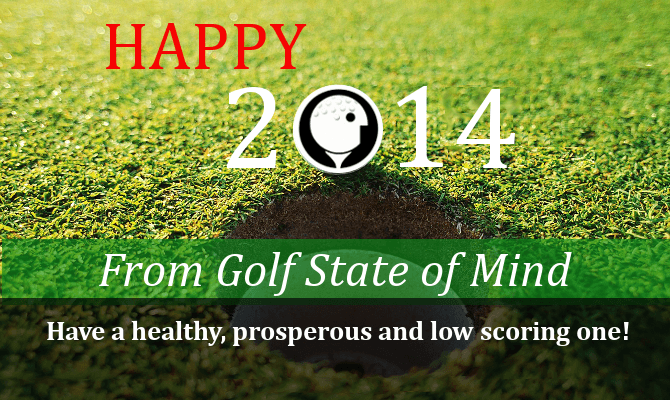 golf new years resolutions