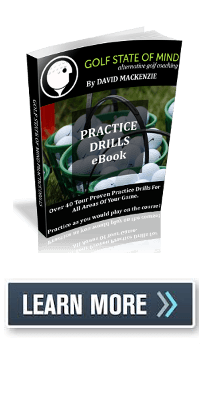 practice drill for golf