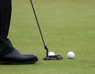 more confidence over short putts