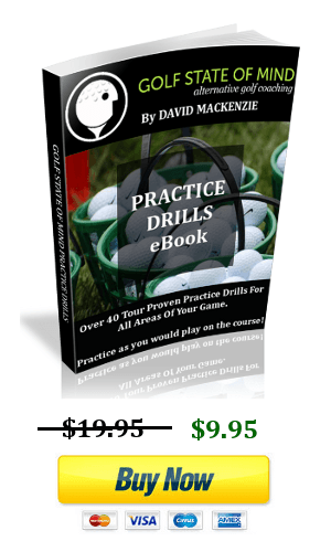 Get The Golf State of Mind Practice Drills for $9.95