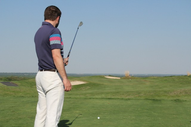 alignment golf