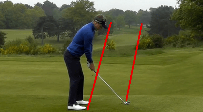 Alignment in Golf: Use This Simple Tour Player Technique To