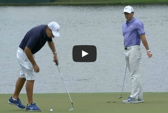 Rory Mcilroy Putting Drill