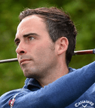 Martin Woodbridge, British National Assistants Finalist, Head Teaching Professional At Bearwood Lakes