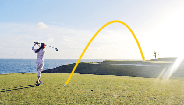 visualization golf