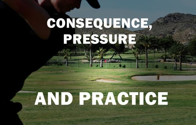 How To Practice For Playing The Golf Course