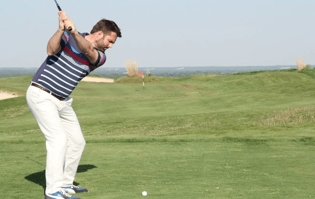 Play Better Golf Under Pressure