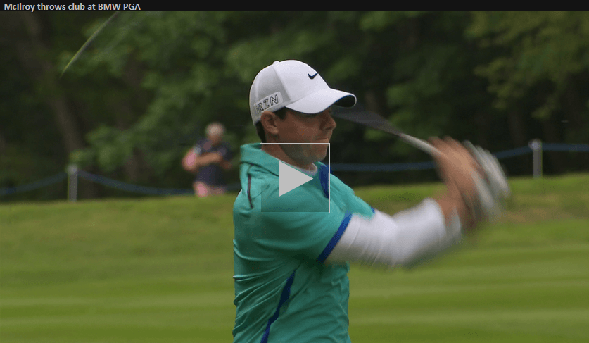 Rory McIlroy Makes A Classic Mental Game Mistake