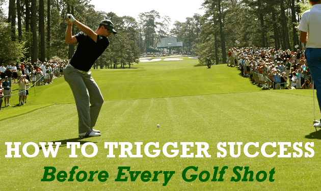 How To Trigger Confidence Before Every Golf Shot: Your Performance Statement