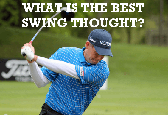 Where Should Your Focus Be During A Golf Shot