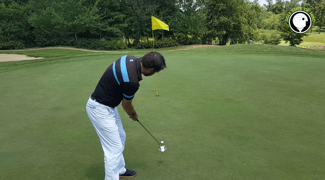 How To Visualize And Set Up To Hole More Putts