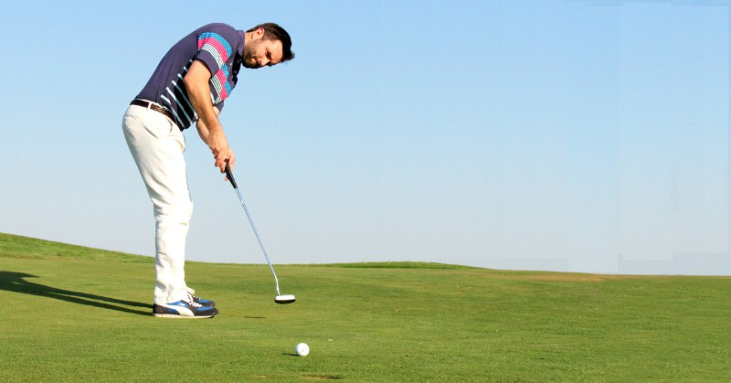 How To Become Fearless Over Short Putts