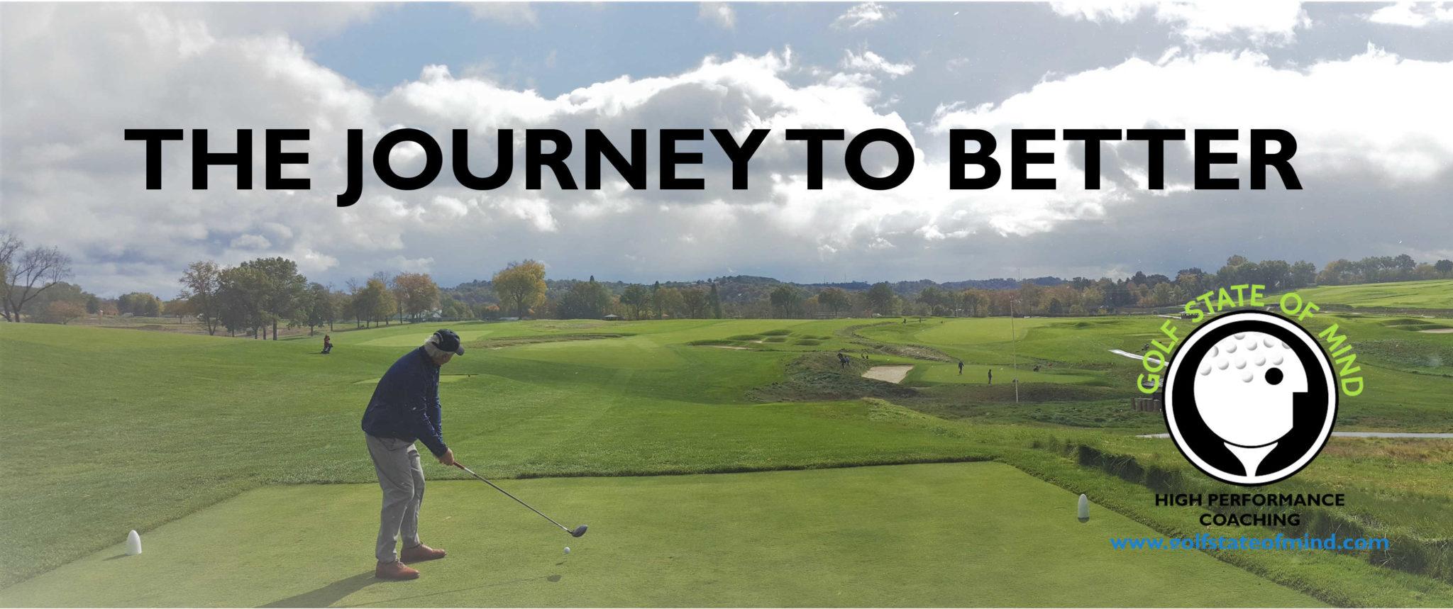 The Journey To Becoming A Happier, More Successful Golfer