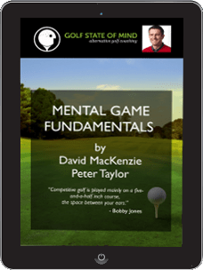 mental game of golf