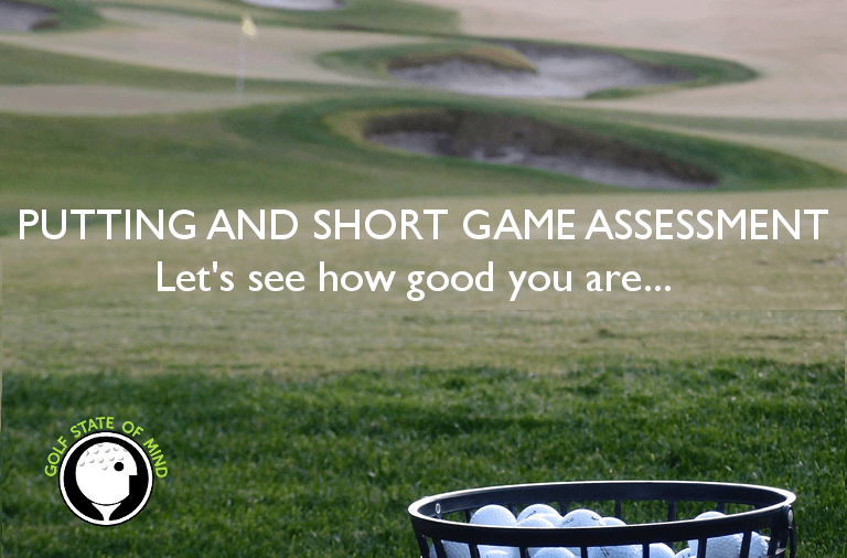 short game and putting drills