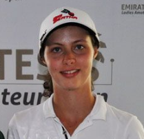 Anastasia Bakal, Russia Junior Champion, UAE Ladies Amateur Open Champion
