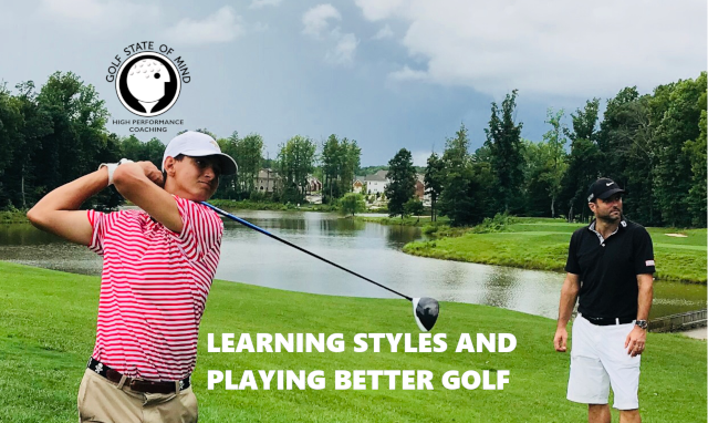 Learning Styles And Golf
