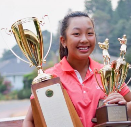 Lauryn Nguyen, Washington State Girls Junior Champion 2017