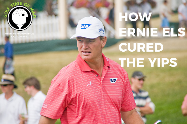 curing the yips