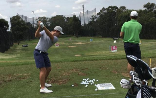 pressure practice for golf