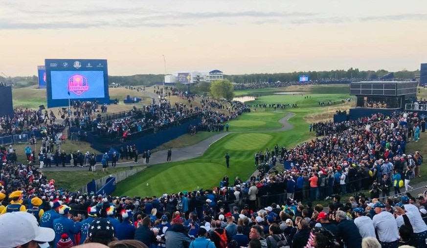 Pressure Of The Ryder Cup