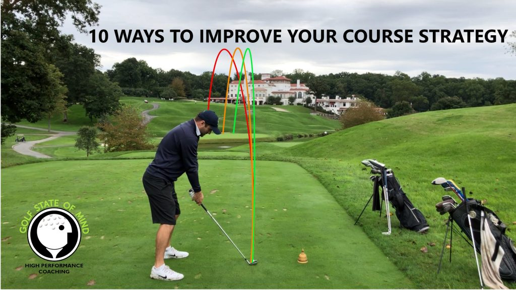 course strategy for golf