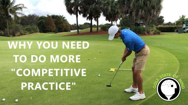 Competitive Practice For Golf