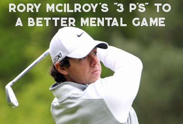 Rory McIlroy's 3 P's To Improving His Mental Game