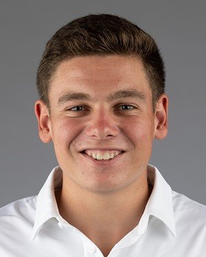 Connor Golembski, Berkeley University Golf Team