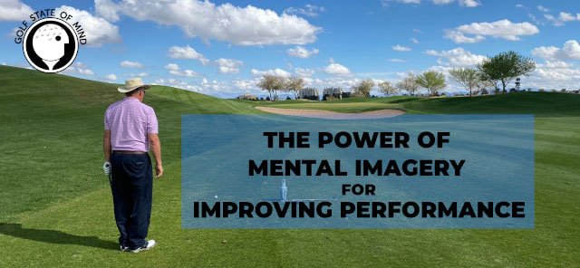 MENTAL IMAGERY FOR GOLF