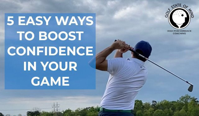 Controlling Your Performance State In Golf