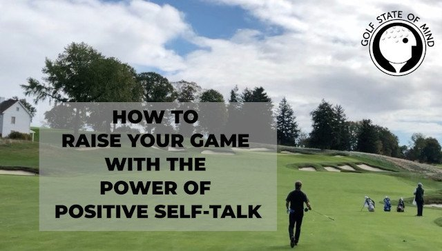 positive self talk for golf