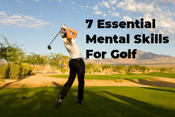 mental skills for golf