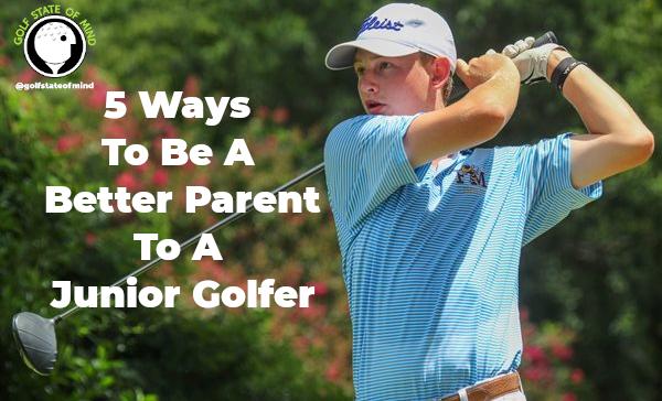 How To Improve A Junior Golfer's Mental Game