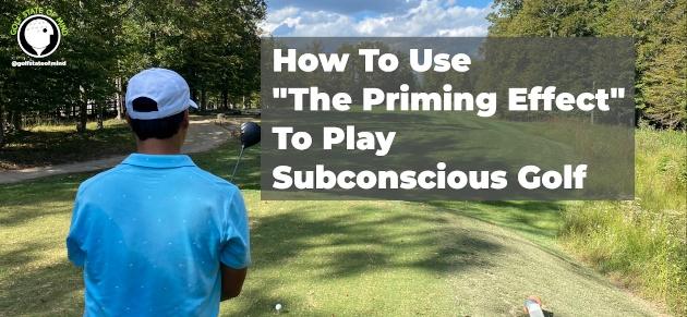 Subconscious Golf